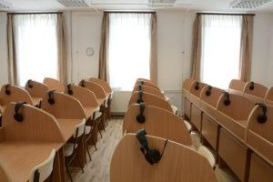 Békéscsaba, Szlovák Gimnázium – Grammatik nyelvi labor, Interaktív tábla