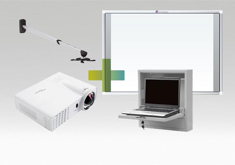 Interaktív tábla szettek - Informatika