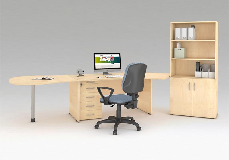 Standard laplábas bútorcsalád