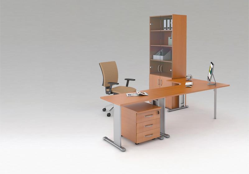 Standard T-fémvázas bútorcsalád