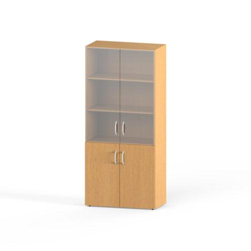 AS irodai szekrény