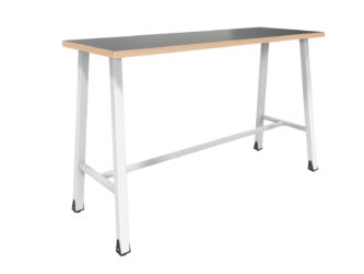 magas, széles, multifunkciónális 6személyes asztal