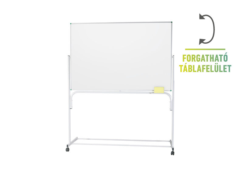 Classic forgatható állványos fehér táblák