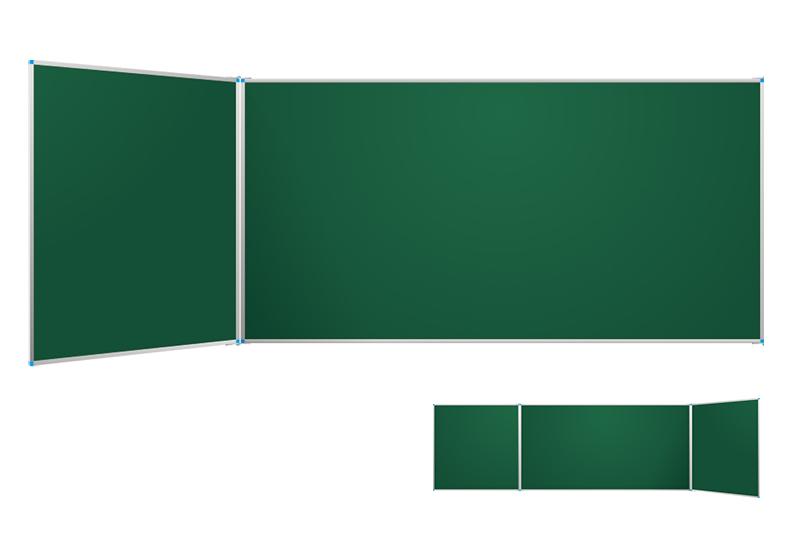 Classic zöld oldalszárnyas táblák