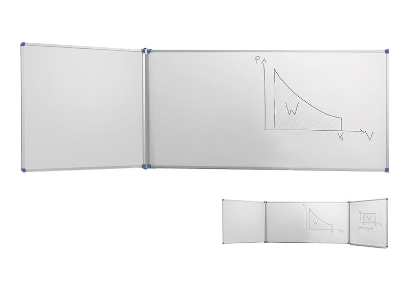 Classic fehér oldalszárnyas táblák