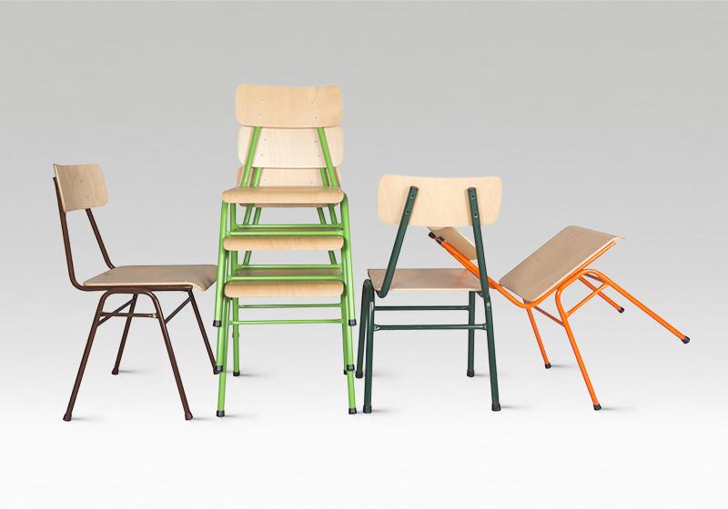 Tantermi székek
