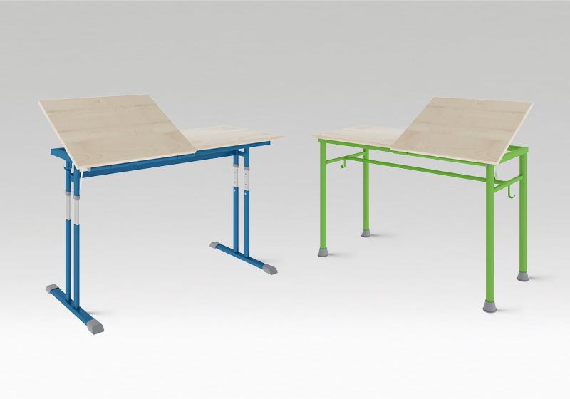 Számítógép és speciális asztalok