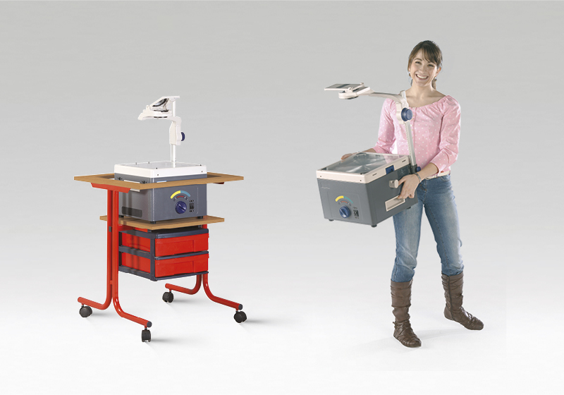 Vizuáltechnikai bútorok