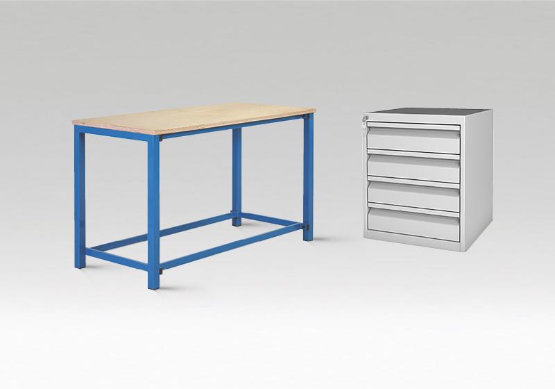 Műhely asztalok, padok