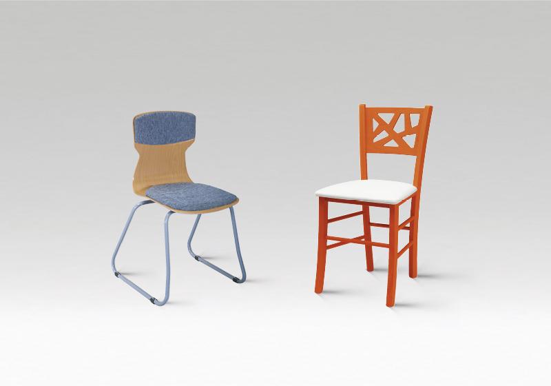 Könyvtári székek
