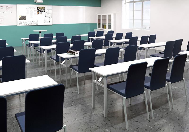 Konferencia-előadótermi bútorok