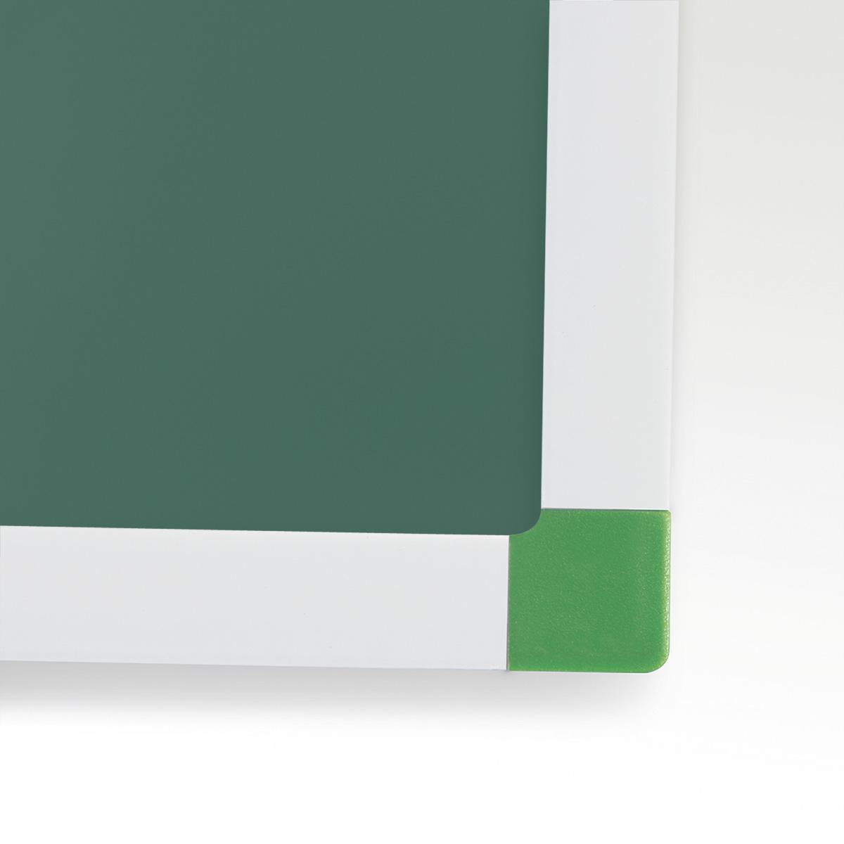 Állványos zöld tábla