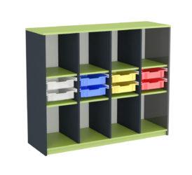 Flex bútorcsalád Iskolabútor
