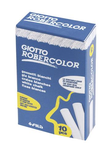 Giotto fehér kréta 10 db