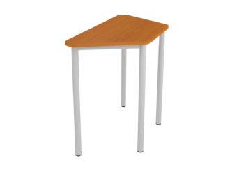 60° Trapéz asztal