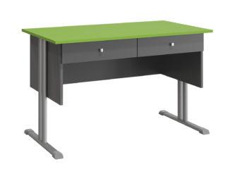 Atlasz tanári asztal 2 fiókos