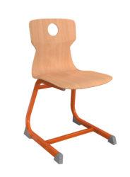 Geo Soliwood ergo szék kéznyílással