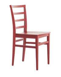 Favázas szék, kárpitozott