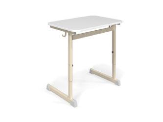 laminált asztallap, kerekített