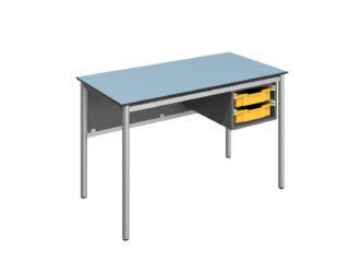 FLEX tanári asztal 2 Gratnell's