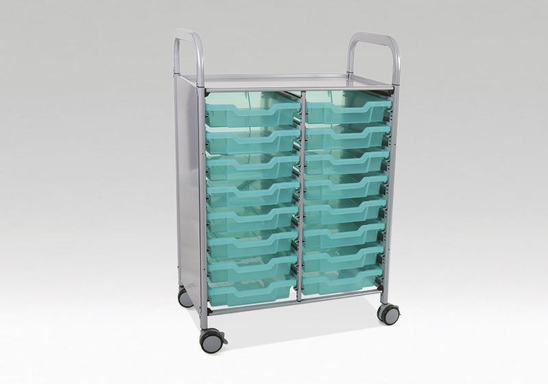 Antimikrobiális tárolók