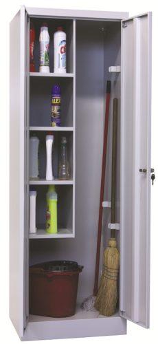 Fém szekrény