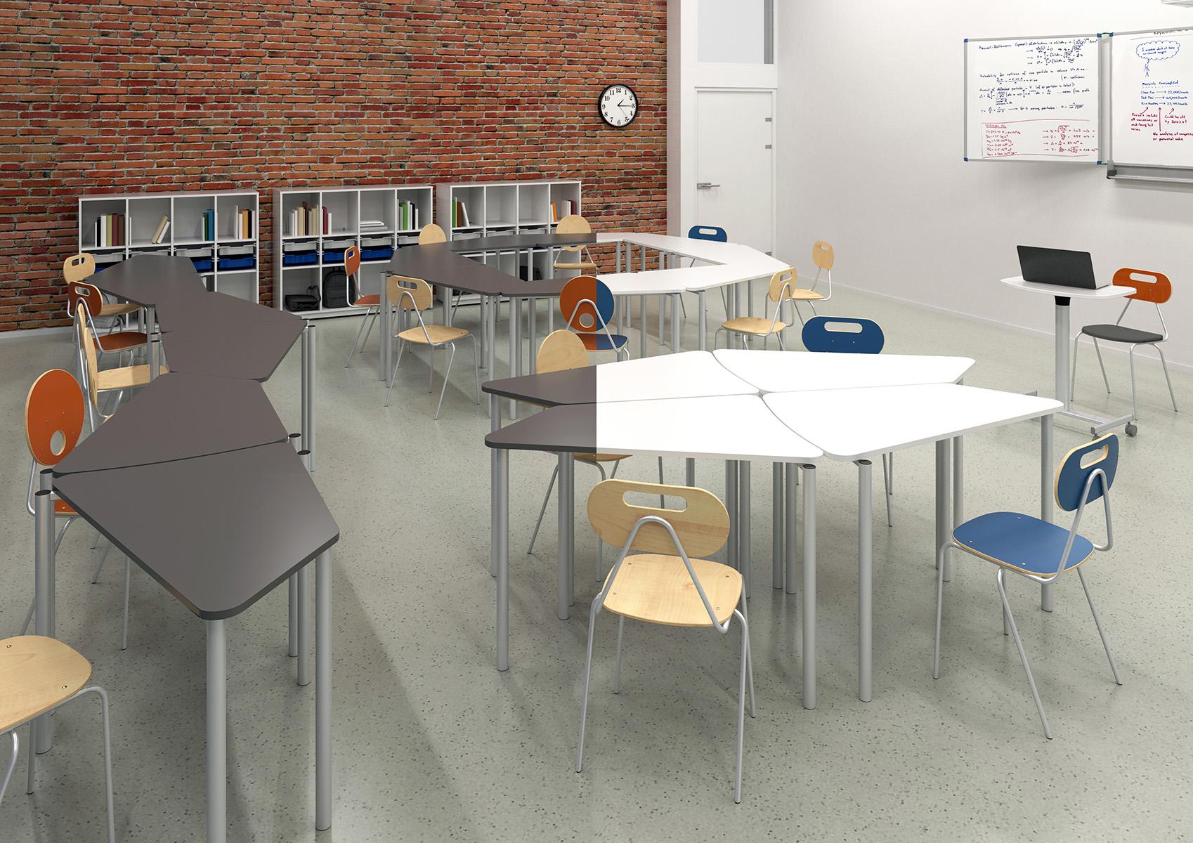 Kaleido tanuló asztal Iskolabútor