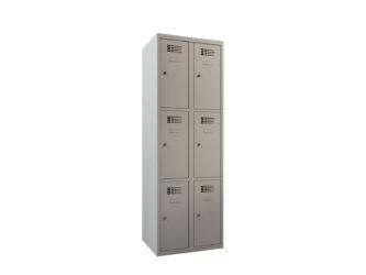 szekrény 6 rekeszes