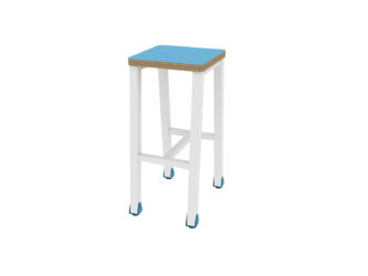 dekoritozott rétegeltlemez ülőfelülettel