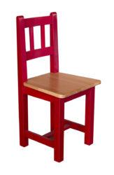 Balu óvodai favázas szék