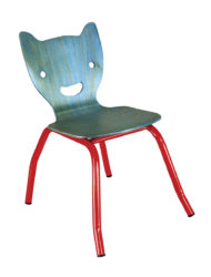 Cica óvodai szék