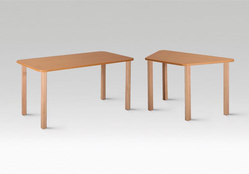 Favázas óvodai asztalok