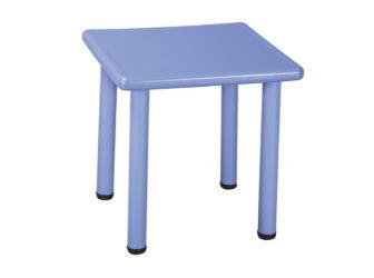 Szivárvány műanyag négyzet asztal