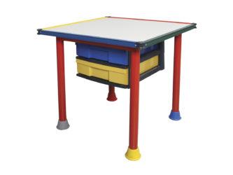 Rajztábla asztal 60×60 fehér