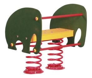 Rugós elefánt 2 személyes