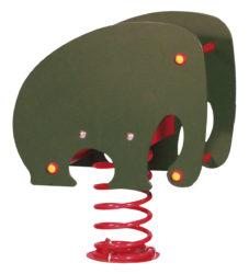 Rugós elefánt 1 személyes