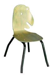 Dínó óvodai szék
