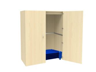 Norbi óvodai fektetőtároló szekrény