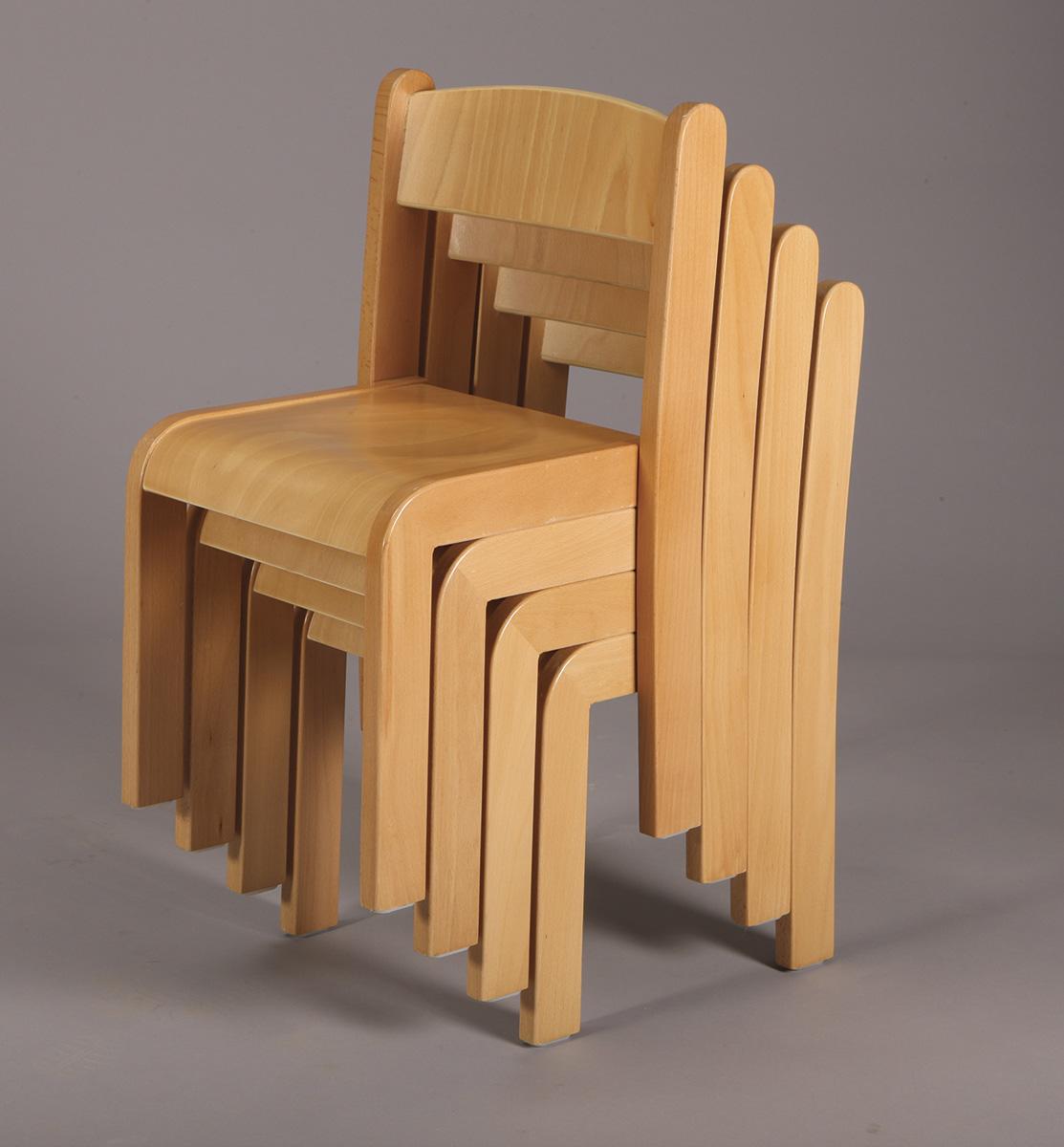 Donald 1 favázas szék