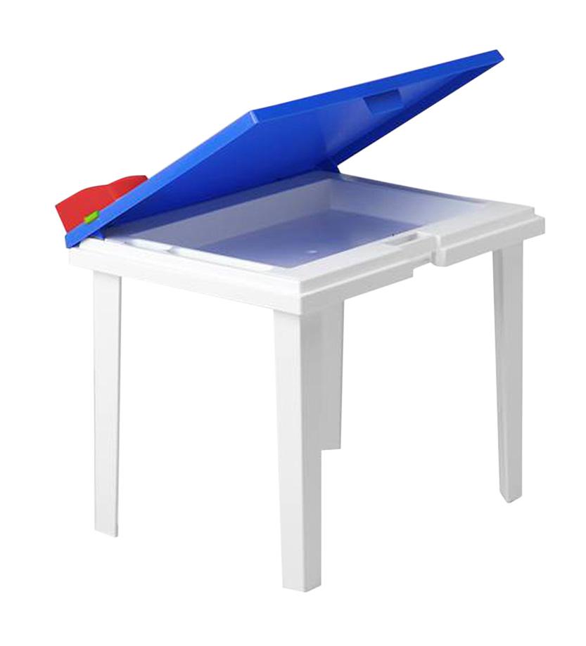 Aladino műanyag óvodai asztal