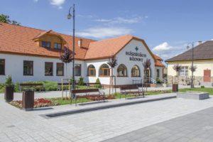 Pétervásár - Hargita padok