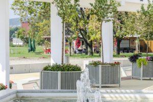 Velence - Centrál padok