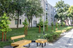 Budapest - SimpliCity padok