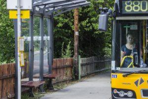 Leányfalu - Buszmegálló