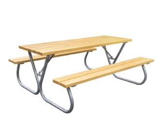 Piknik asztal