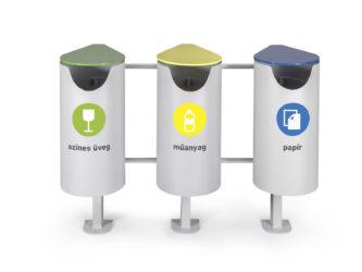 Centrál szelektív hulladékgyűjtő