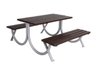 Ring piknik asztal