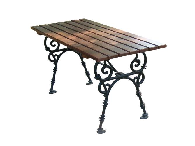 Hargita asztal