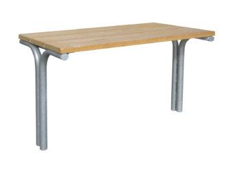 Wien asztal, 3 személyes padhoz