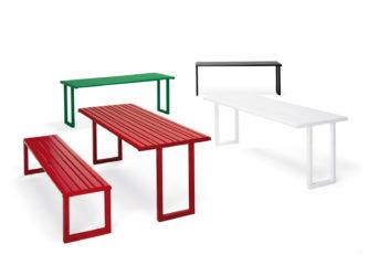 BELLA kültéri asztal